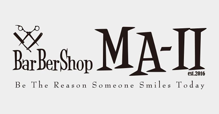 柏市の床屋・理容室ならBARBER SHOP MA-Ⅱ(バーバーショップエムエーツー)
